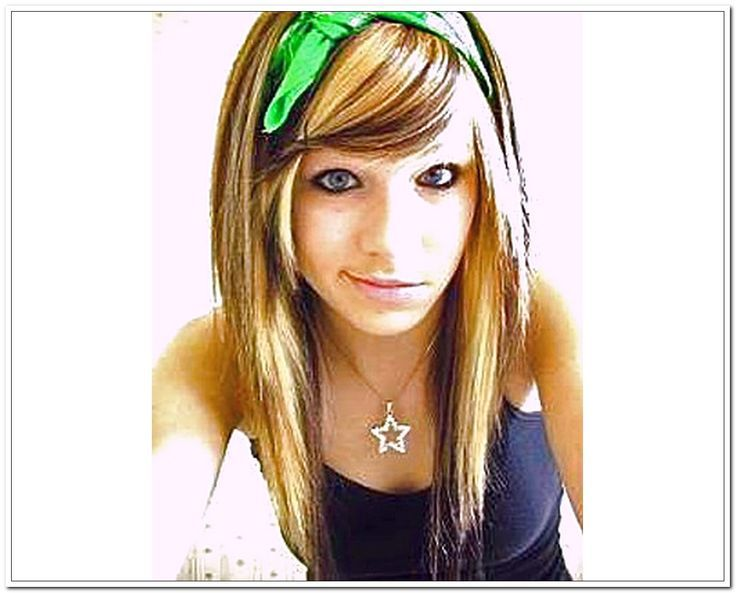 Hair Style Young: 17 Best Ideas About Teenage Girl Haircuts On Pinterest