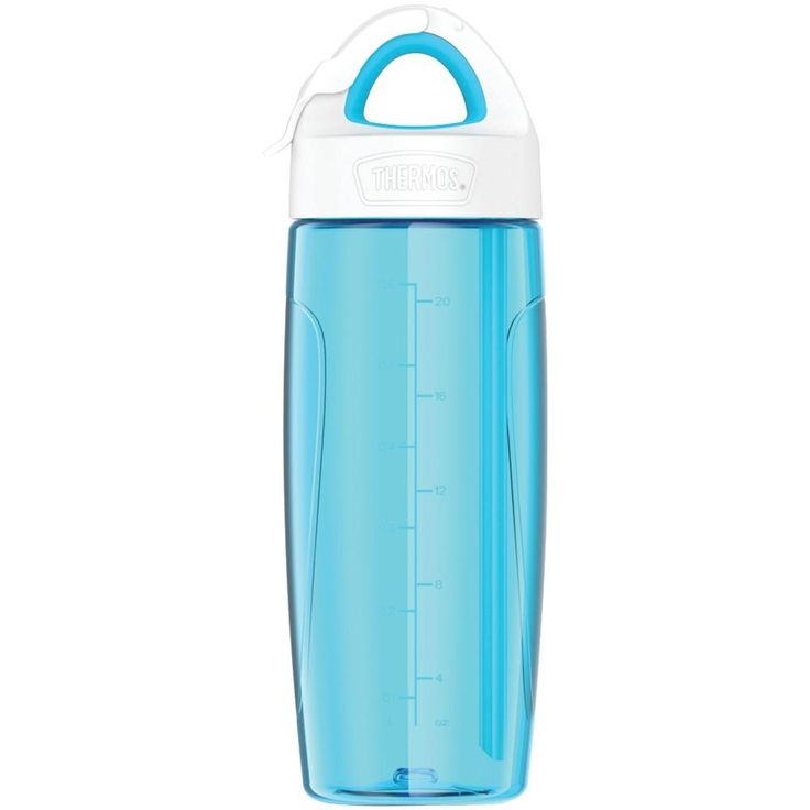 Thermos Eastman Tritan Sport Bottle With Covered Straw 24oz (blue)