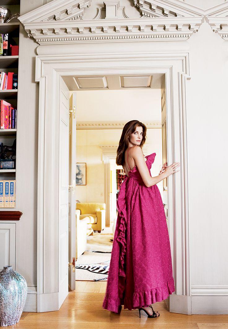 Stephanie Seymour – Vogue