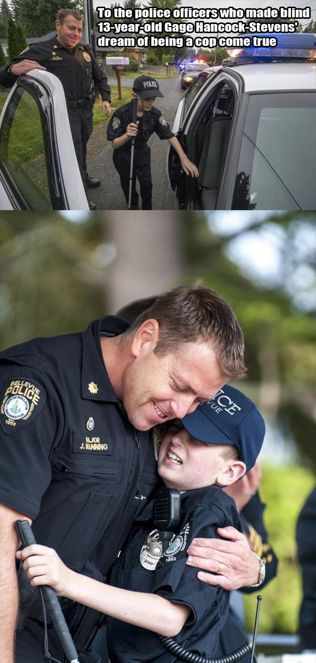 Faith In Humanity...Restored
