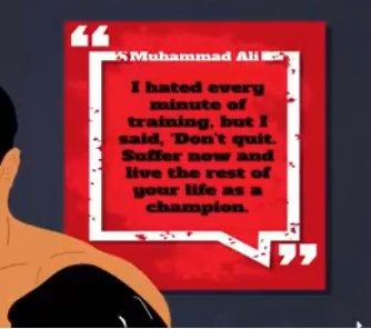 Boxer Muhammed Ali has always been an inspiration to one and all. In this post we are going to look at 15 of the inspirational quotes from the champion  http://bit.ly/1VjuImh  #inspirational_quotes