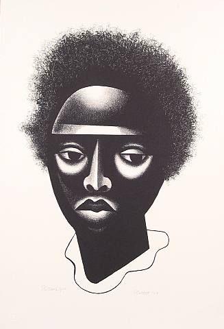 Elizabeth Catlett | Black Girl [2004]