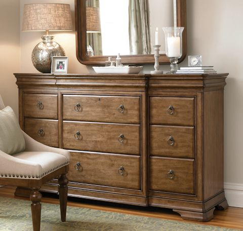 Best Pennsylvania House By Universal New Lou Drawer Dresser 400 x 300