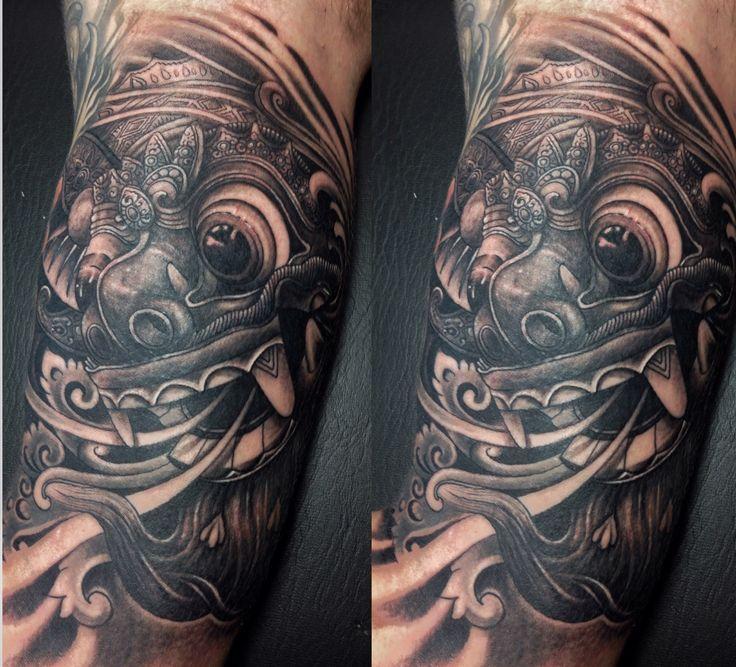 Barong tattoo
