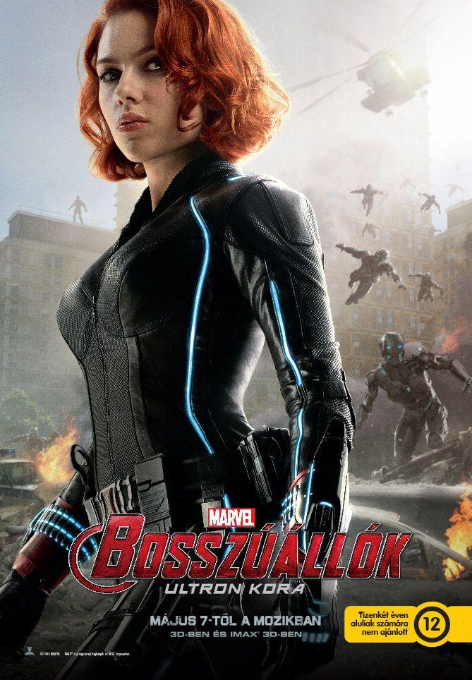 Natasha Romanoff / Black Widow - Fekete özvegy