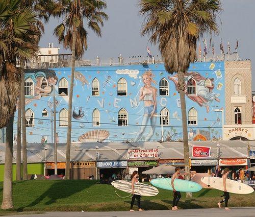 Surfin' Usa - Venice - California