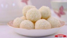 Coconut Truffles - Queen Fine Foods - www.queen.com.au/kitchen