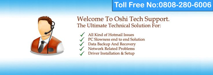 Do you have a computer issue? At Oshi Tech Support We have attempted to cover as many products as usually considerable. It doesn't matter what the problem you're having with your computer Oshi Tech Support is able to solve at the earliest with high level of satisfaction. Here comes the importance of our Technical Support Services.