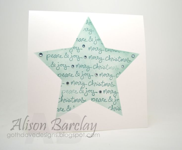 Gothdove Designs - Alison Barclay Stampin' Up! ® Australia : Stampin' Up! Australia - Color Coach Card #72 - Stampin' Up! Good Greetings