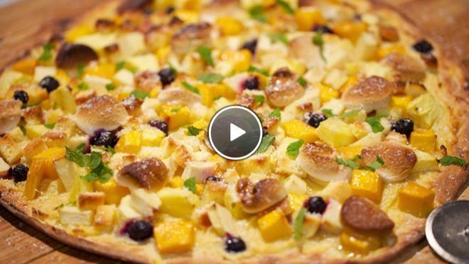 Dessert pizza - Rudolph's Bakery | 24Kitchen