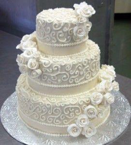 15 opciones de hermosas tortas decoradas para bodas 2015 (11)                                                                                                                                                      Más