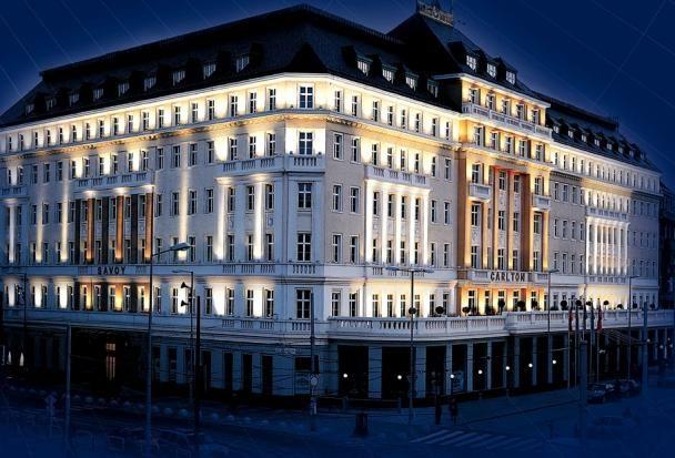 Radisson Blu Carlton Hotel   TREND Top Hotely   Hotely   TRENDreštaurácie.sk - reštaurácie, hotely, víno, Delikatesy