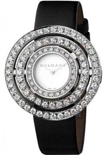 bulgari astrale white gold watch aew36d2wl