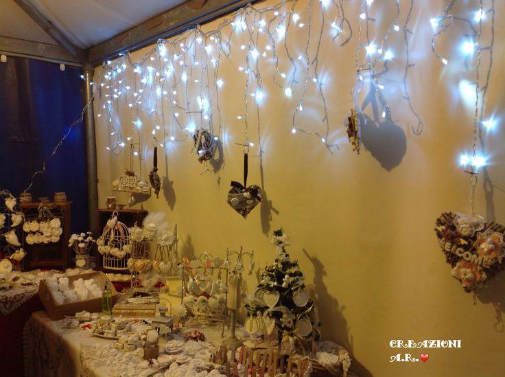 Gessetti profumati mercatino di Natale Policoro 2014