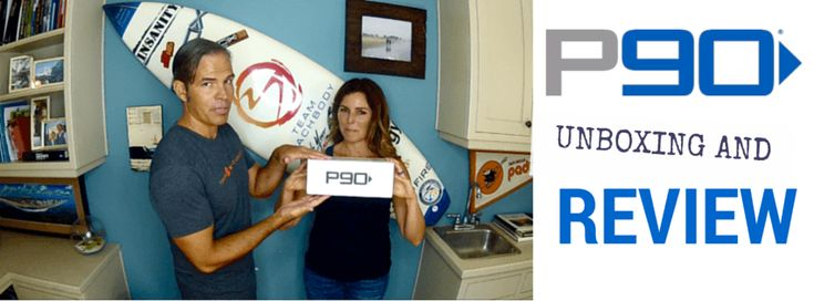 The new and improved P90 workout is here and Coaches Dave and Monica Ward have put together an unboxing video and several P90 review videos. | TheFitClubNetwork.com