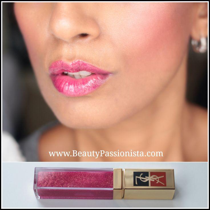 Day 362 #ALipADay #YSL #lips #lipstick #lipgloss