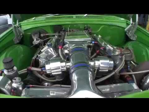 NZV8 TV S2 Ep11 - Powercruise at Taupo, powerskids, burnouts, dyno, show cars and more - pt1