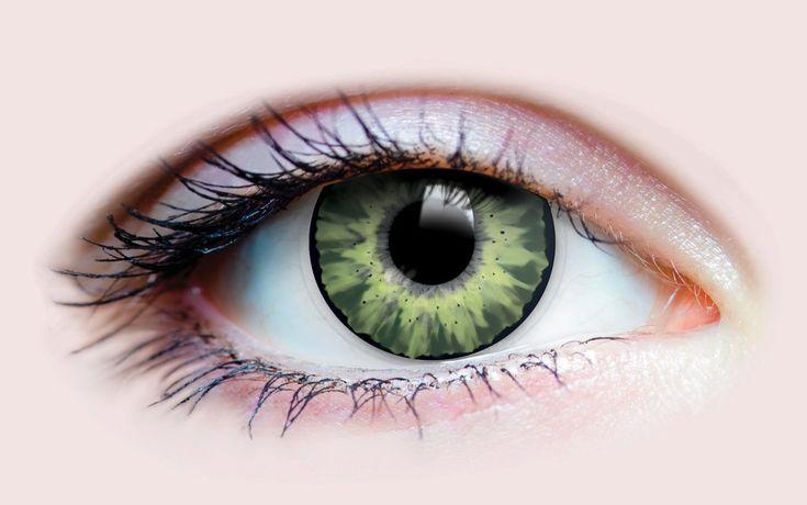 Delightful Jade – Primal Contact Lenses