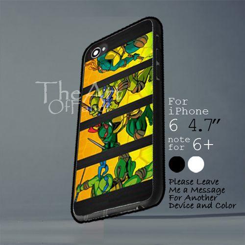 teenage mutant ninja turtles 4 4s caseIphone 6 note for  6 Plus