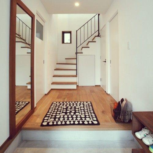 玄関】家のおしゃれは玄関から!1枚で見違える『玄関マット』の ... 【玄関】家のおしゃれは玄関から!1枚で見違える『玄関マット』のおしゃれなインテリア&ブランドまとめ | スクラップ [SCRAP]