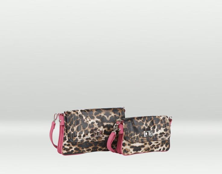 #borsa #Animalier con dettagli in #pastello, Ios è capace di fondere due tendenze della #pe2012!