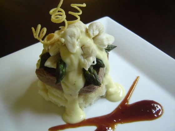 Steak Oscar For 2) Recipe - Food.com