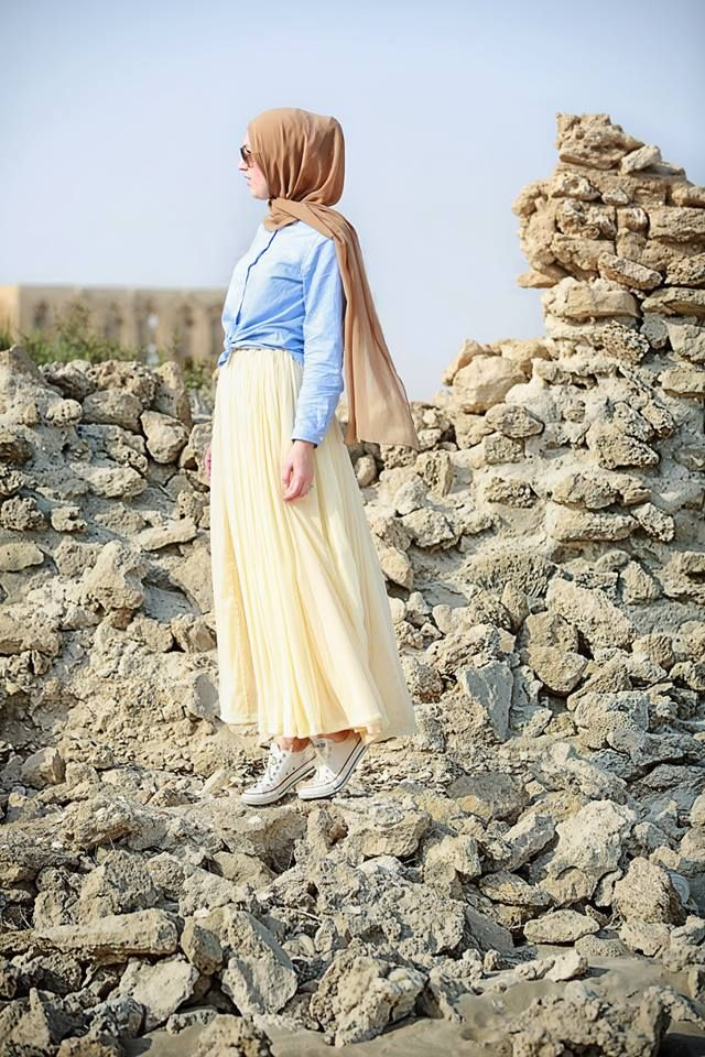How can i give annahariri a miss with a modest tutu skirt like this? Love the simplicity (& the converse of course!)