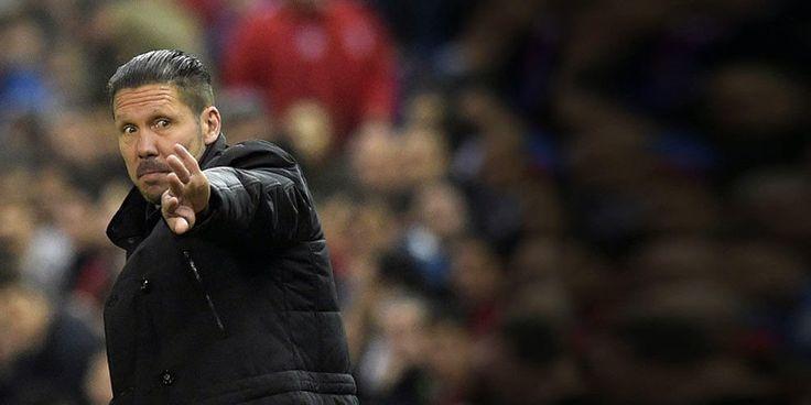 Pelatih Atletico Madrid Resmi Bertahan di Atletico Hingga 2020 - Pelatih Atletico Madrid, Diego Simeone akhirnya mengakhiri semua spekulasi tentang masa depannya