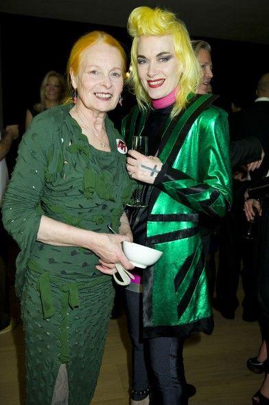 Dame Viv & Pam Hogg