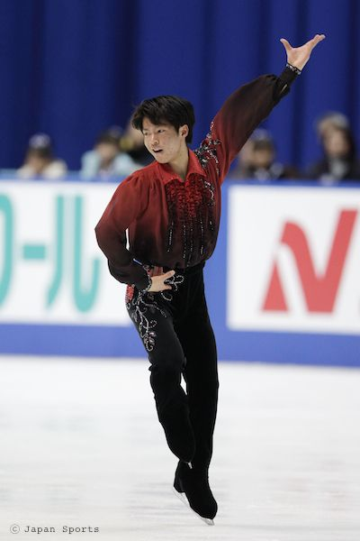 Tatsuki MACHIDA 町田樹  Japan Sports