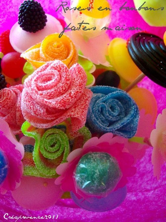 DIY candy bouquet [[[bridesmaids, don't be surprised if this is what your…
