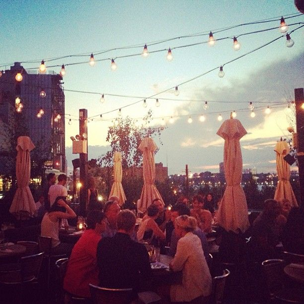 STK Rooftop - New York City