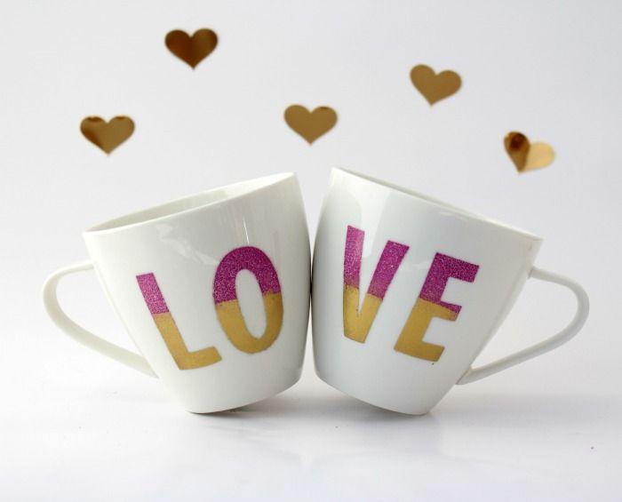 You Complete Me {LOVE} Mugs