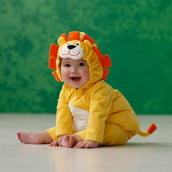 Lion Halloween Costume - carters