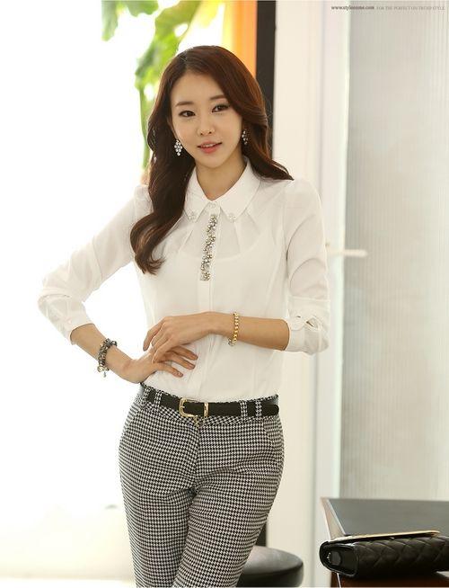 XY61025-WHITE (SIZE-L) » DZfashions #BUTIK #Fashion Online #Supplier #Baju #Tas Import Murah #Bag #Busana .