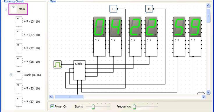 Το LogicCircuit - είναι δωρεάν ανοιχτού κώδικα εκπαιδευτικό λογισμικό για το σχεδιασμό και την προσομοίωση ψηφιακών κυκλωμάτων με διαισθητική γραφική διεπαφή που σας επιτρέπει να δημιουργήσετε απεριόριστα κυκλώματα και να οπτικοποιήσετε την λειτουργία τους.  LogicCircuit 2.17  Author's Website: ΛΕΙΤΟΥΡΓΙΚΟ ΣΥΣΤΗΜΑ: Windows