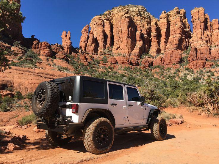 Sedona 2016  2011 jeep rubicon AEV 2.5 lift 33.5in  toyo open country M/Ts