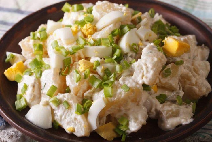 A világ legkrémesebb burgonyasalátája, minden nap meg tudnám enni! - Bidista.com - A TippLista!