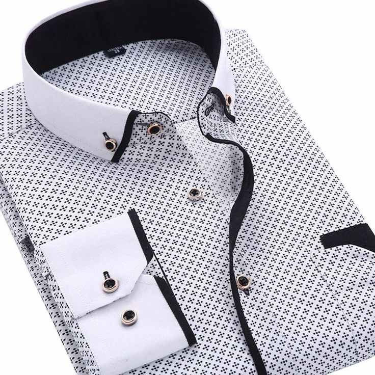 2016 Men Fashion Casual Long Sleeved Printed  http://mobwizard.com/product/2016-men/