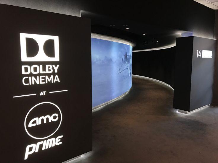 Dolby cinema at AMC of burbank