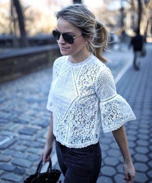    Rita and Phill specializes in custom skirts. Follow Rita and Phill for more white blouse images.  https://www.pinterest.com/ritaandphill/the-white-blouse?utm_content=buffer3bb57&utm_medium=social&utm_source=pinterest.com&utm_campaign=buffer