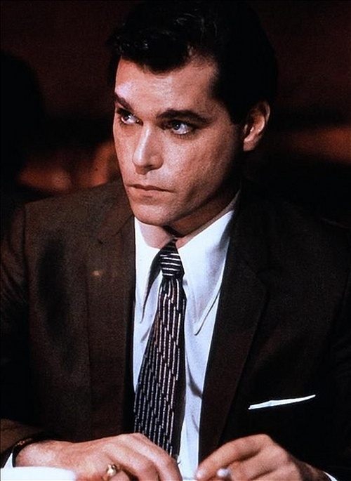 Ray Liotta my favorite movie mobster <3 i would marry this man in a heartbeat