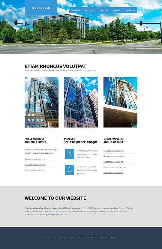 Best 25+ Corporate website templates ideas on Pinterest ...