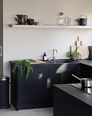Whats cooking blackkitchen ladywashedlinen stylizimohouse