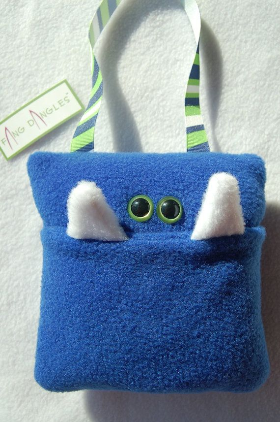 Tooth Fairy Pillow Pattern For Boys