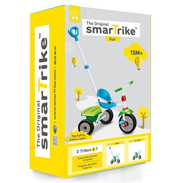 Smart Trike Fun 2 in 1