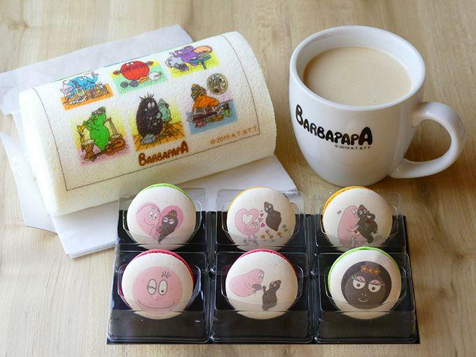 『バーバパパ』日本初のカフェがPLAZA 越谷レイクタウン店にオープン、顔が描かれたパンケーキなどの写真6