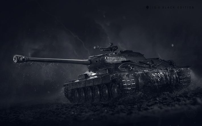 Descargar fondos de pantalla WoT, ES de-6, tanques, World of Tanks
