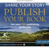 Here's an example of a publisher (Thomas Nelson) looking for likely authors for their brand! They've built quite a community around their authors and readers who review their books.
