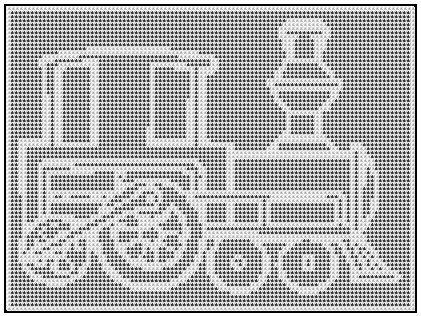 filet crochet patterns   Crochet Club of London Ontario Canada Charity   Crochet Photo
